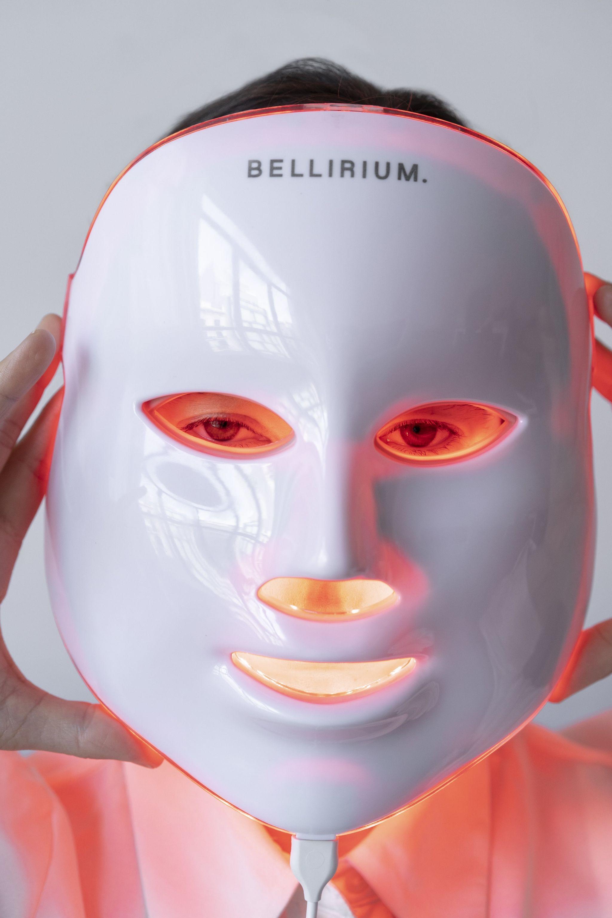 Máscara Led Bellirium + Regalo Booster Complex