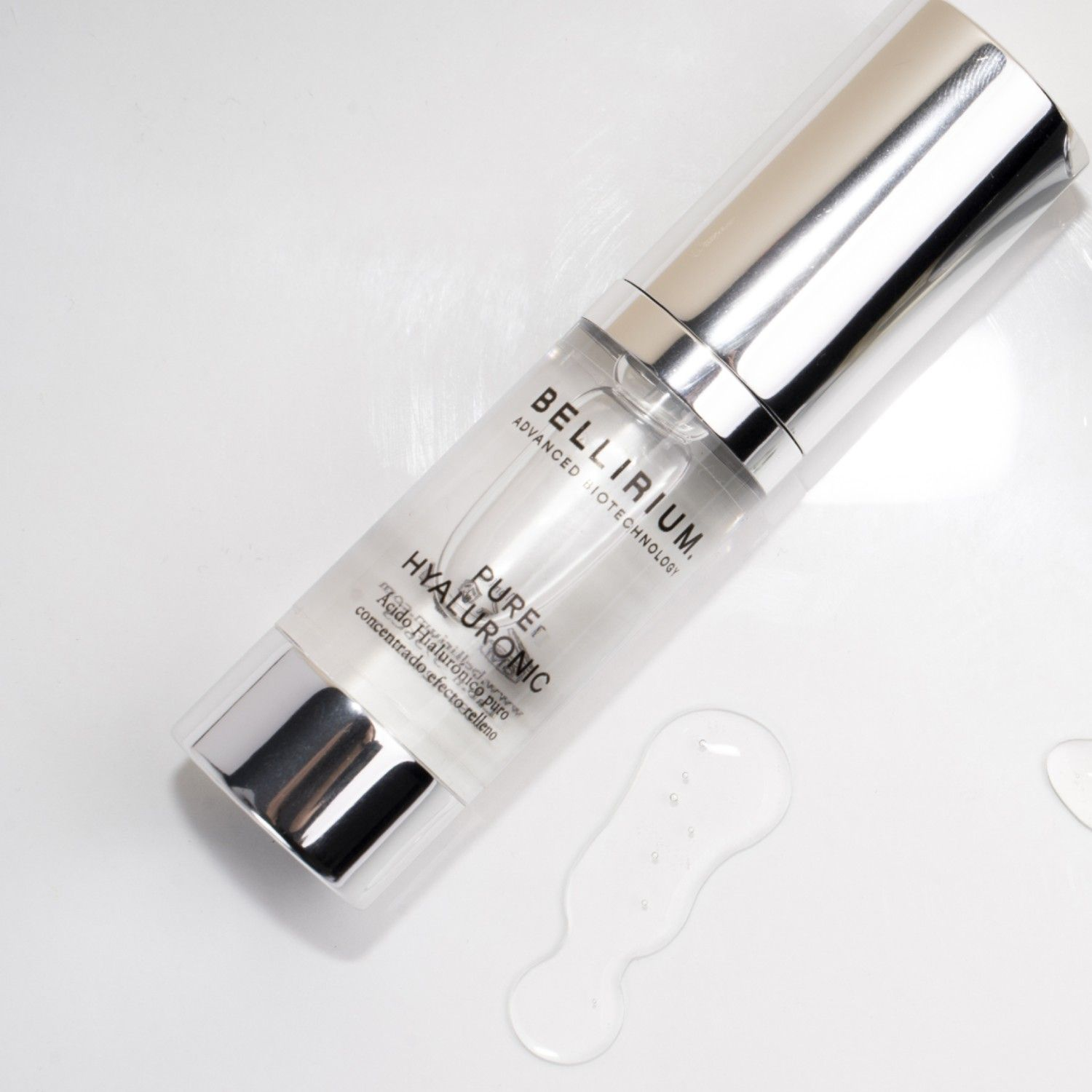 pure hyaluronic – texture