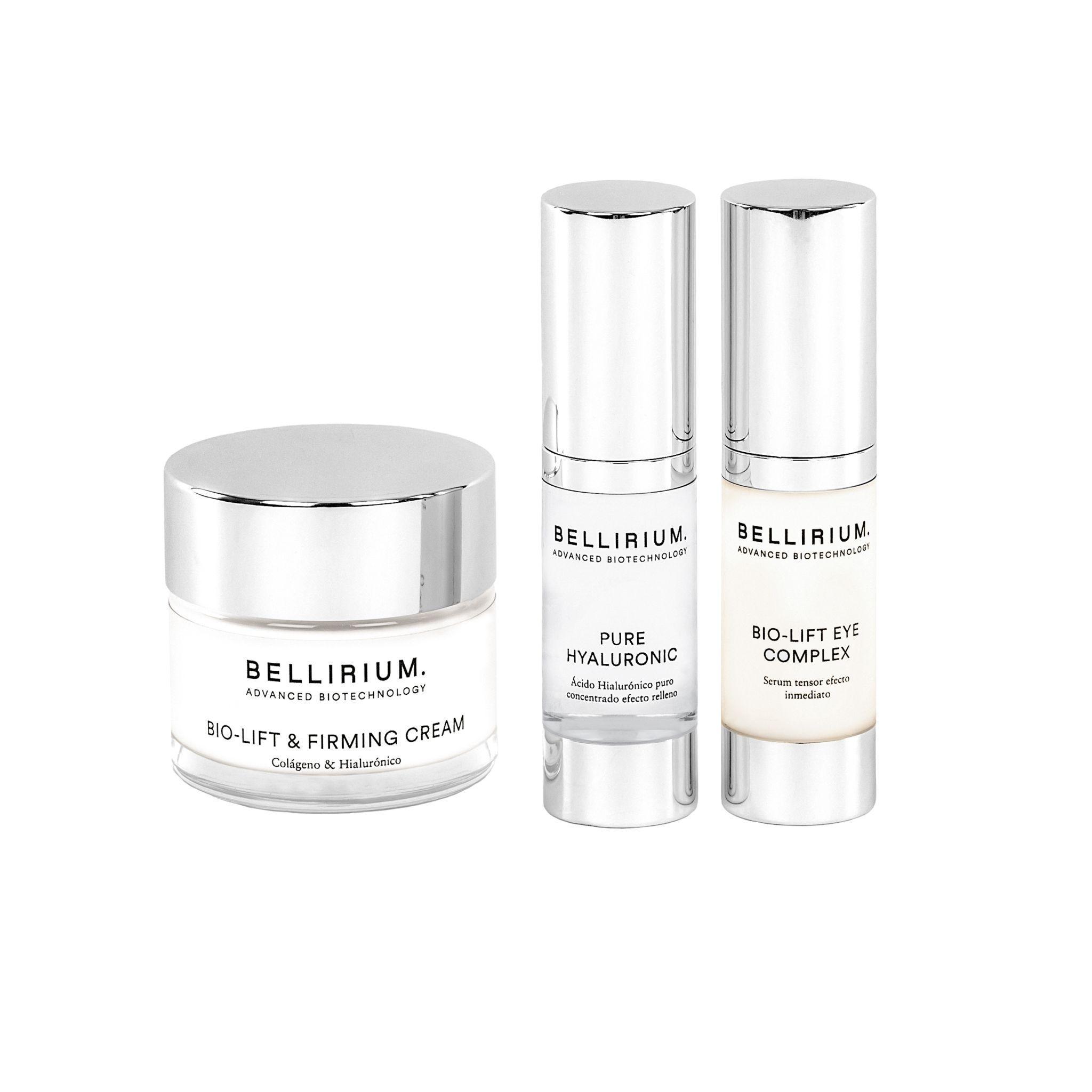 BELLIRIUM-PACK-HYDRA FIRMEZA GLOBAL (BIO-LIFT+PURE+CONTORNO)