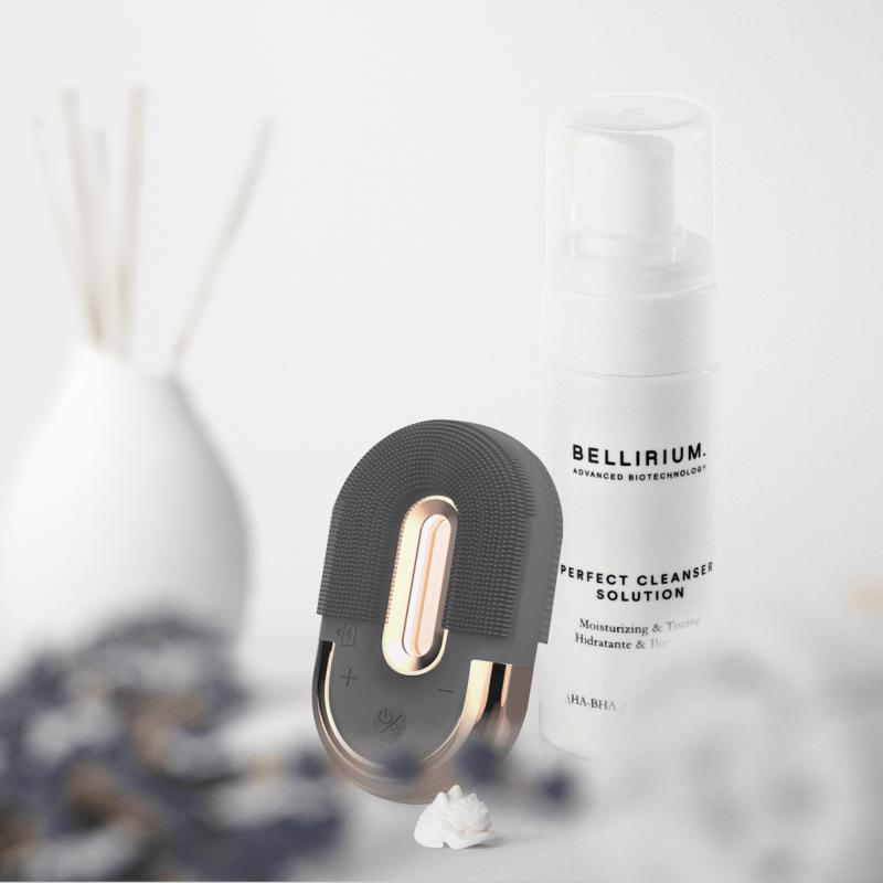 Limpiador facial Bellirium Clean & Glow Led System